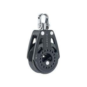 "POULIE WINCH SIMPLE CARBO RATCHET 40MM ""HARKEN"" FIN DE SERIE DECLASSEE"