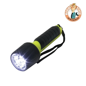 LAMPE TORCHE 5LED ETANCHE A LIMMERSION