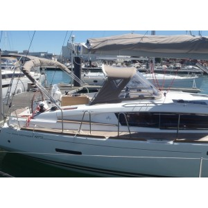 CAPOTE SUN ODYSSEY 41DS TAUPE