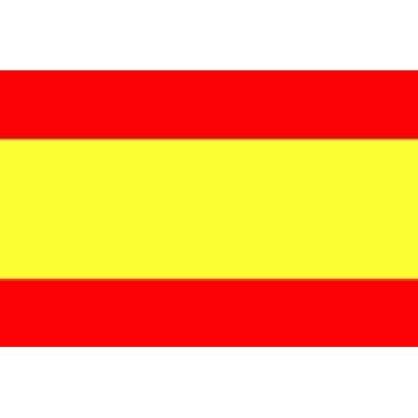 Drapeau espagnol 100 x 150 cm marine - Image drapeau espagnol a imprimer ...